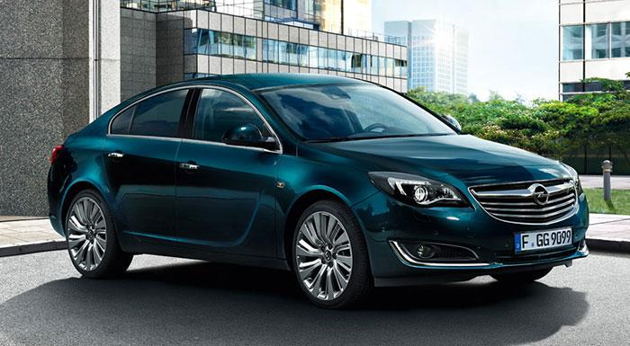 Opel Insignia Selective